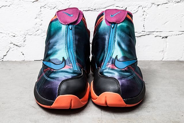 Nike Air Zoom Flight The Glove Green Abyss 3