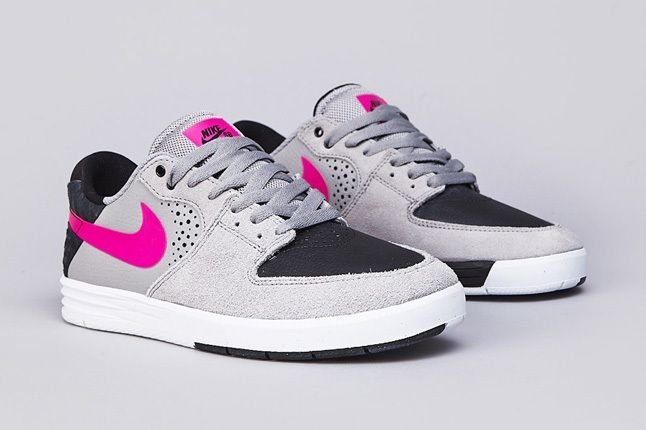 Nike Sb Paul Rodriguez 7 Low Pink Foil 5