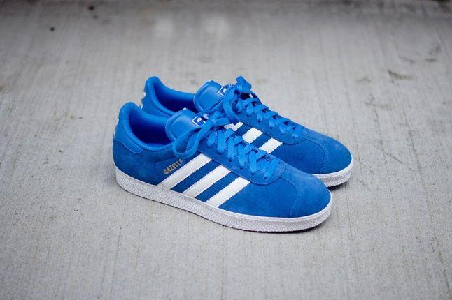 Adidas Gazelle Ii Blue Hero 1