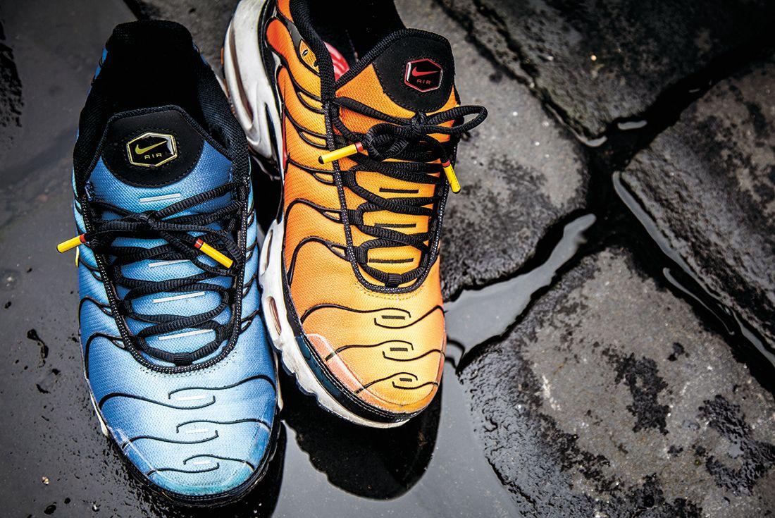 Air Max Plus Retrospective: The Evolution of Tuned Air - Sneaker ...