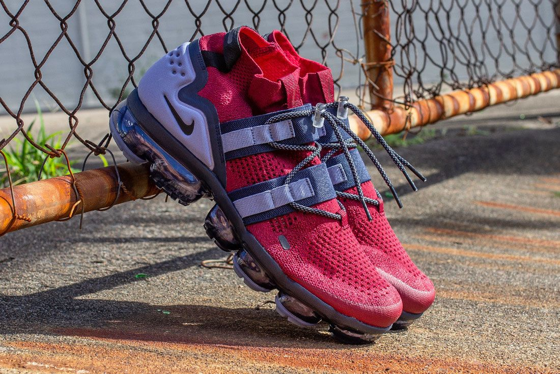 Nike Air Vapormax Utility Red 2