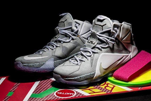 Nike Le Bron 12 8