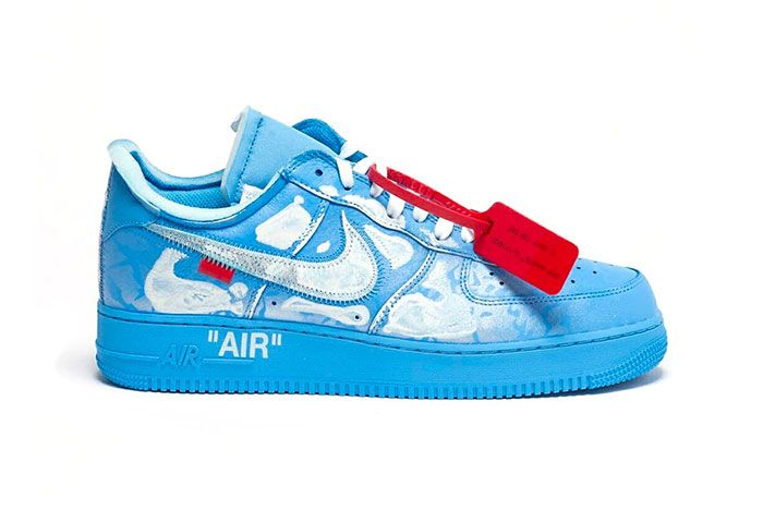 Nike Air Force 1 Off White Mca Cass Lateral