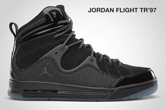 Jordan Flight Tr 97 Black 1