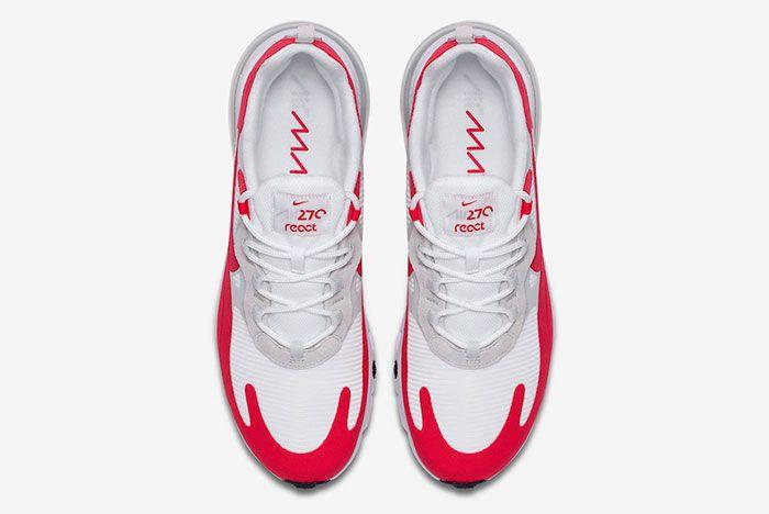 Nike Air Max 270 React Air Max 1 Cw2625 100 Top