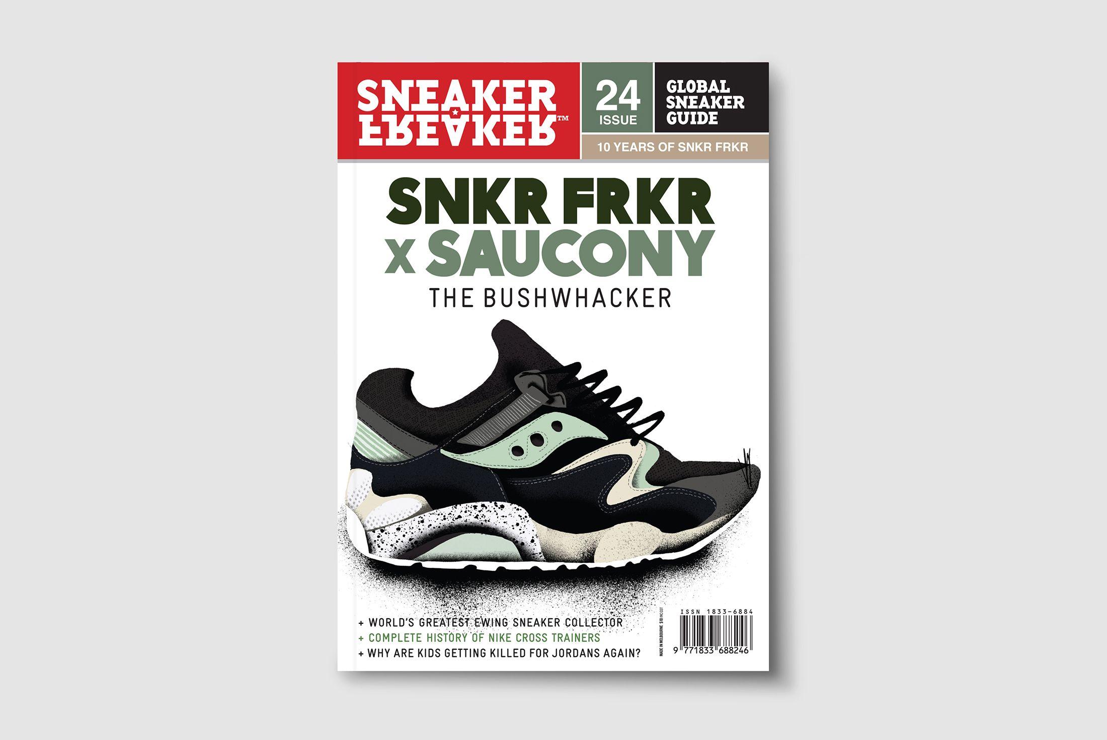 Sneaker Freaker Issue 21-30