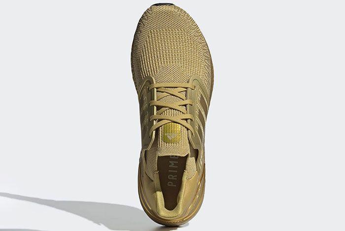 Adidas Ultra Boost 2020 Metallic Gold Eg1343 Release Date 4 Official