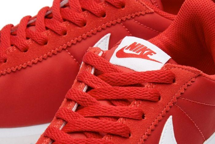 Nike Cortez Nylon Gym Red 5