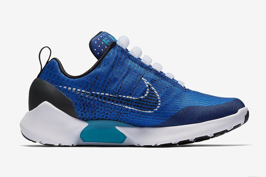 Nike Hyperadapt Sport Royal 2