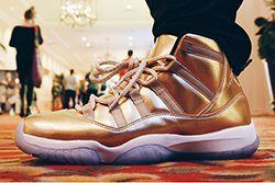 Air Jordan 11 Metallic Gold Thumb