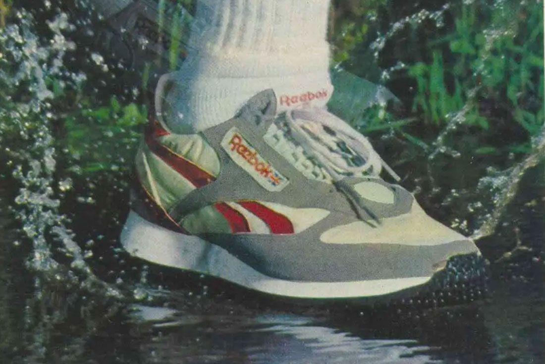 Reebok Victory G 1982 Ad