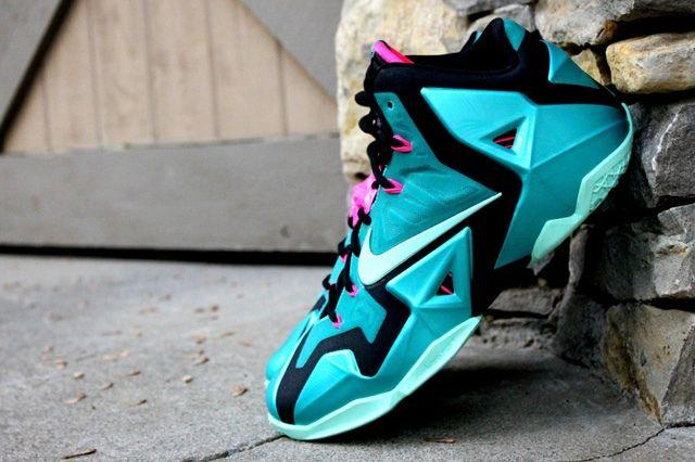 Nike Lebron 11 South Beach 2