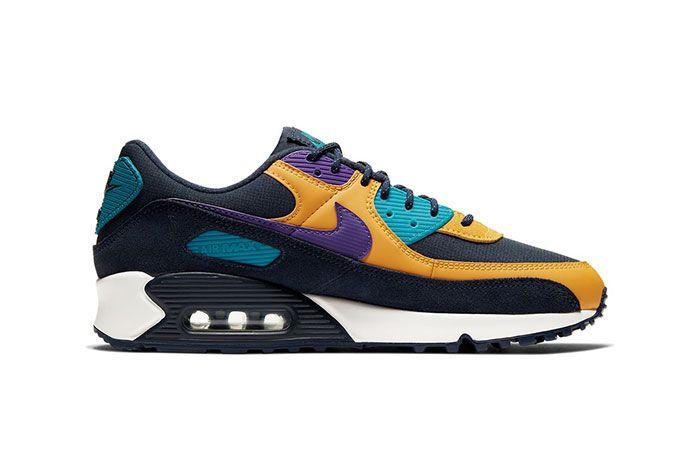 Nike Air Max 90 Persian Violet Right