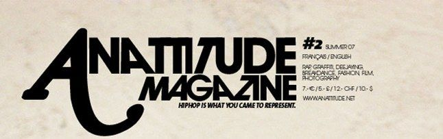Anattitude Magazine Interview 1
