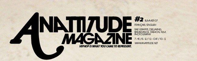 Anattitude Magazine Interview 1