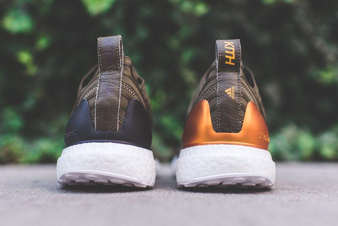 Kith Adidas Nemeziz Brown 19