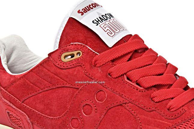 Saucony Bodega Red3 1