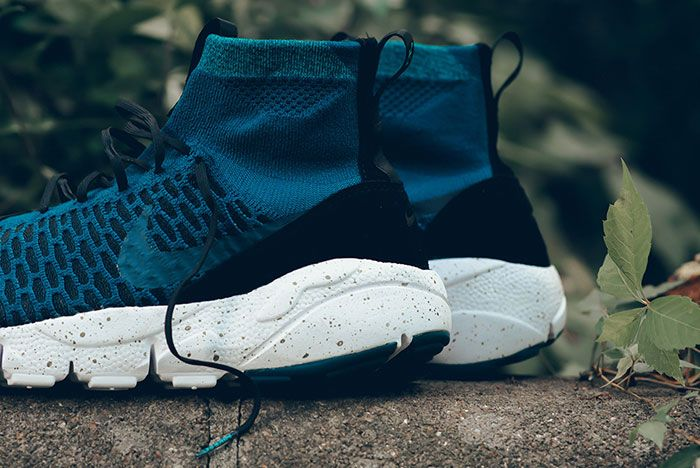 Nike Air Footscape Magista Midnight Turqouise 6