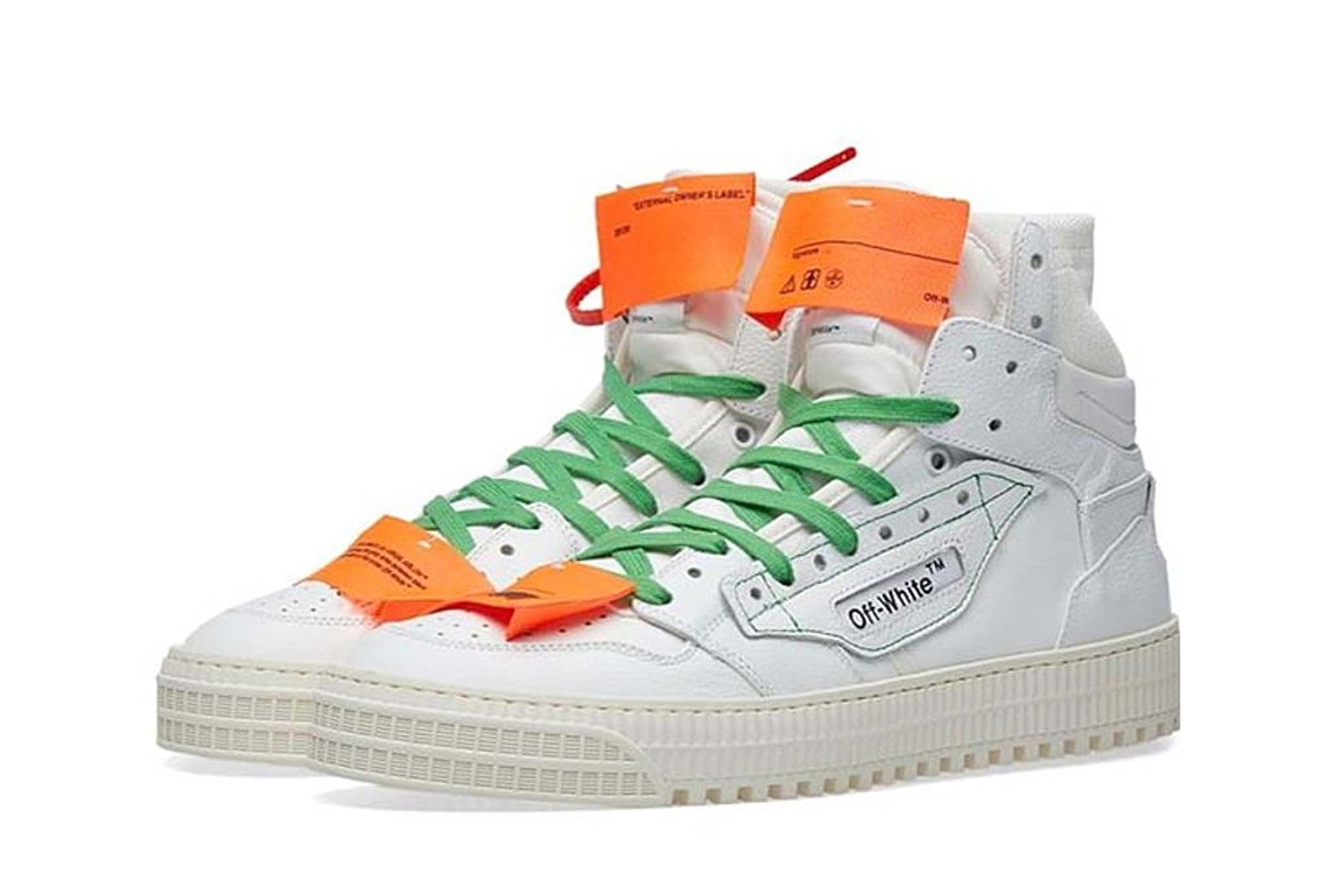 Off White 3 0 Off Court Sneakers 2 Sneaker Freaker