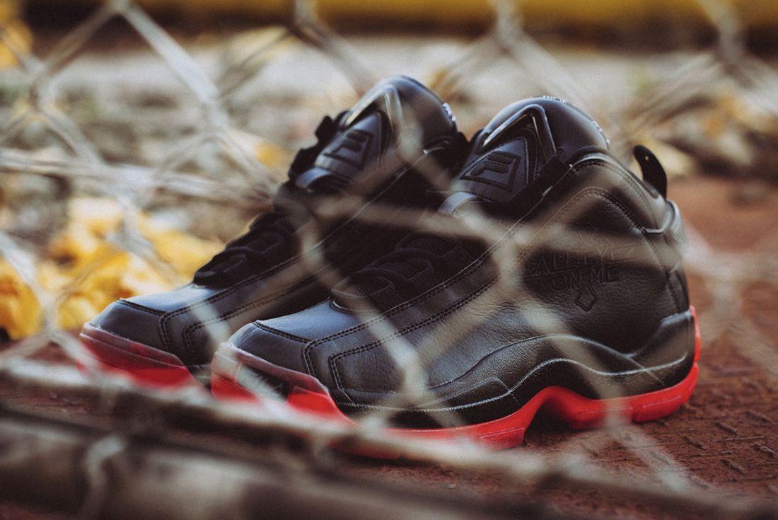 Tupac Fila All Eyez On Me Sneaker Freaker 2