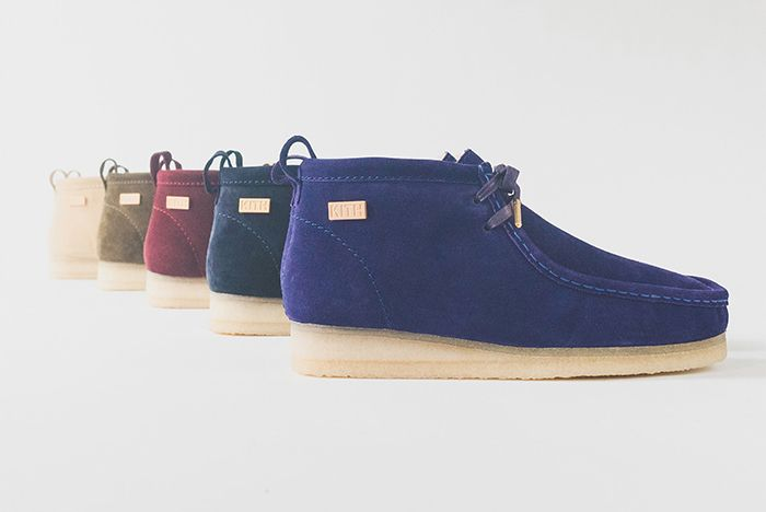 Ronnie Fieg Kith Clarks Wallabee Boot 1