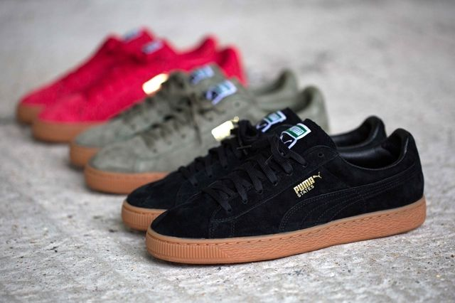 Puma Select States Winter Gum Pack 8
