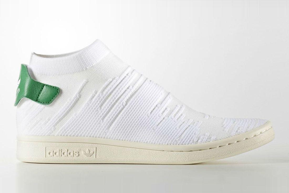 Adidas Stan Smith Sock Primeknit 12