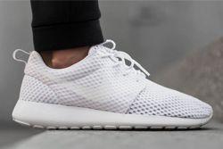 Nike Roshe Run Breeze Whitewolf Grey Thumb