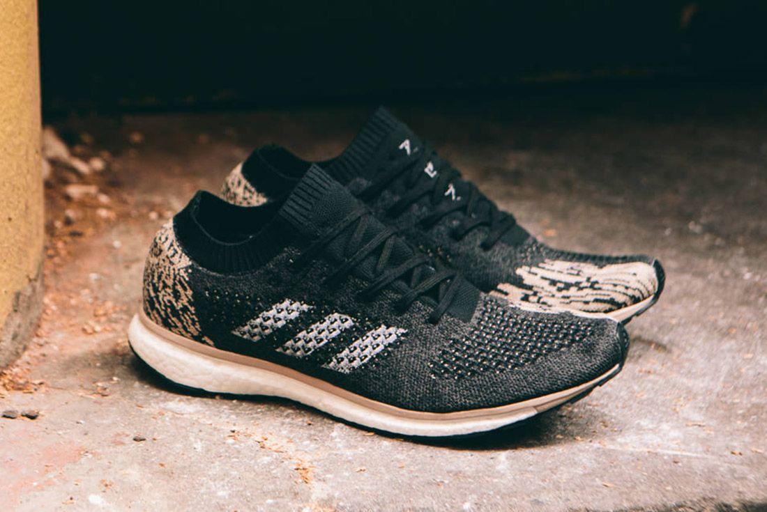Adidas Originals Adizero Ltd Black White 6