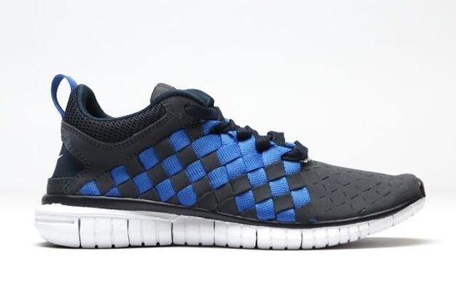 Nike Free Og Woven Obsidian Blue 1