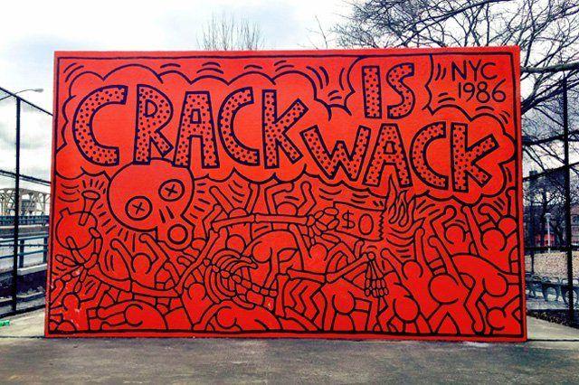Crack Is Wack Wall 2