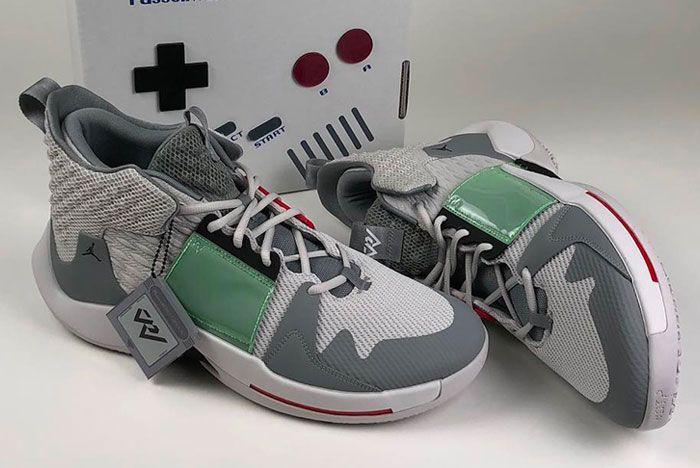 Russell Westbrook Why Not Zero Gameboy Release Date