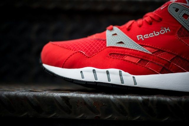 Reebok Sole Trainer China Red 2