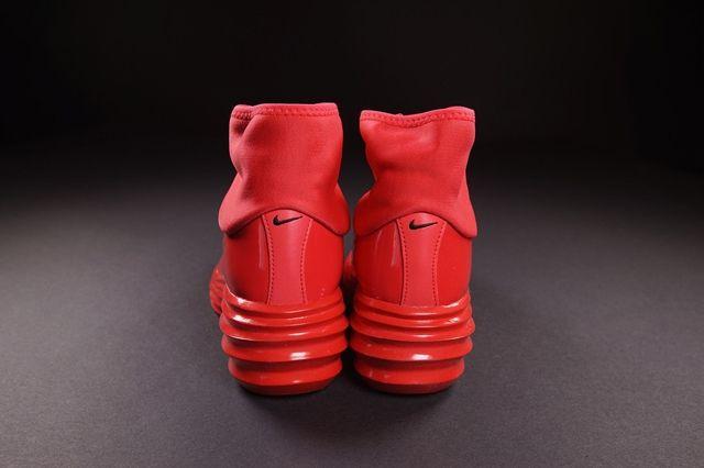 Nike Wmns Lunarelite Sky Hi Sneakerboot Action Red 3