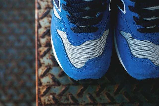 New Balance 1300 Blue Suede American Rebels Pack 2