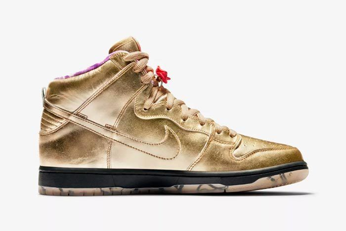 Humidity X Nike Sb Dunk High 2