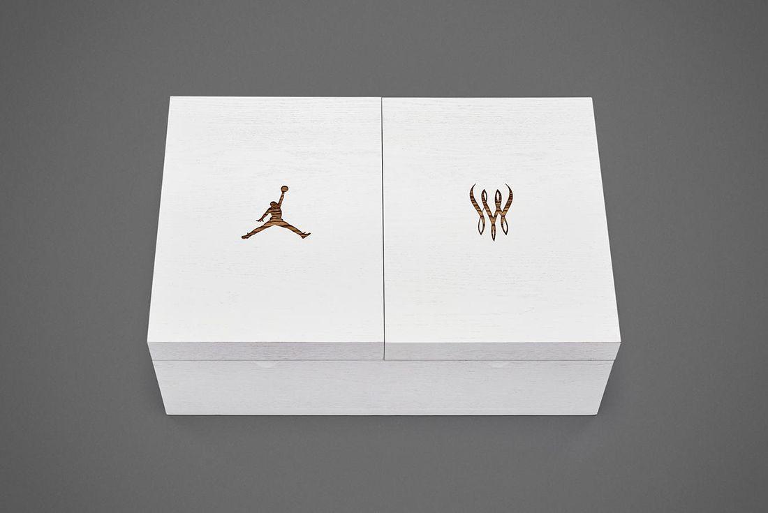 Serena Williams X Air Jordan Collection 4