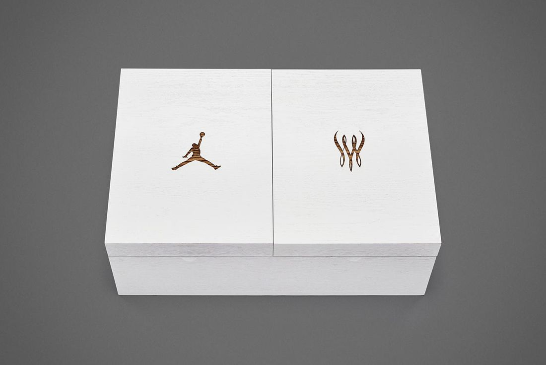 Serena Williams X Air Jordan Collection 4