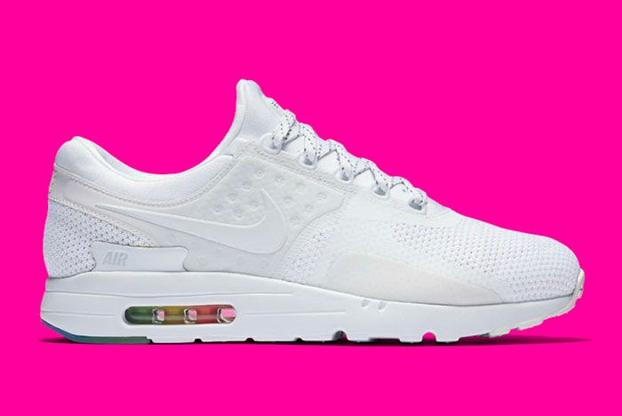 Air Max Zero Feature