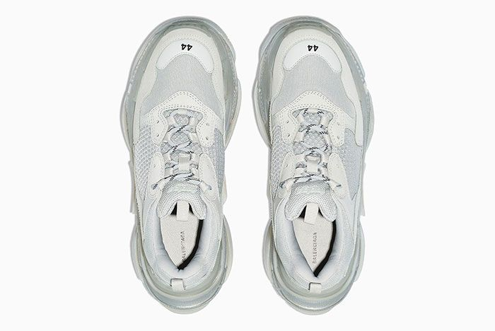 Balenciaga Triple S Pearl Top