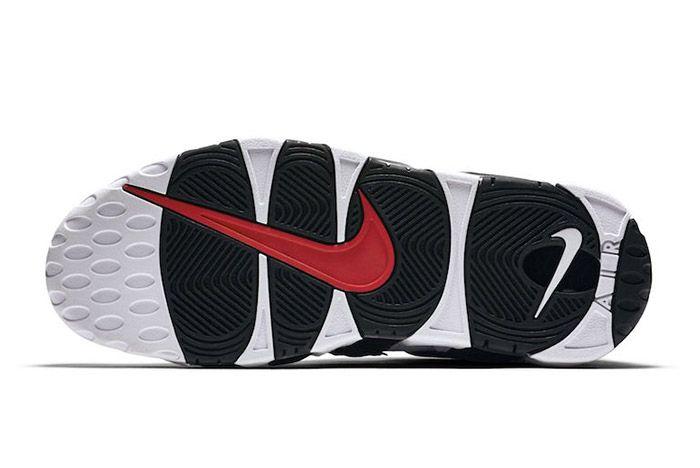 Nike Air More Uptempo Chicago Bulls Scottie Pippen 1