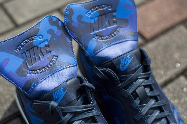 F C R B Nike Tiempo 94 Camo 1