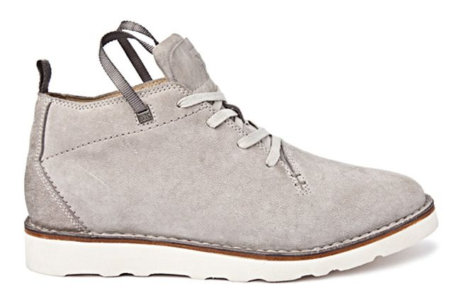 Feit Kudu Stitchdown Grey Side 11