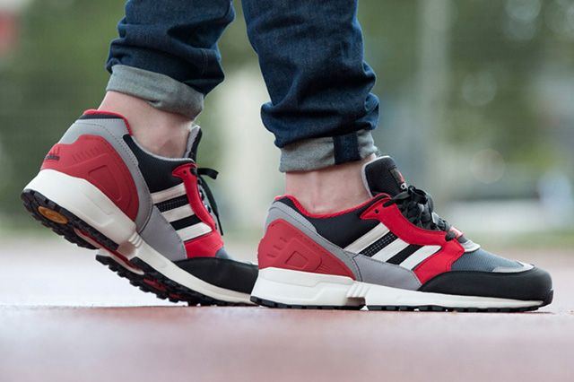 Adidas Eqt Running Cushion 91 Rubin Red