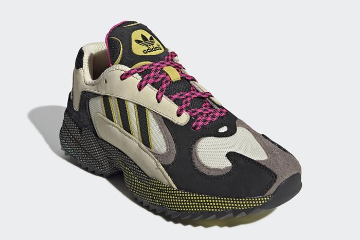 Adidas Yung 1 Trail Pink Front