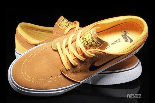 Nike Sb Stefan Janoski Laser Orange 2