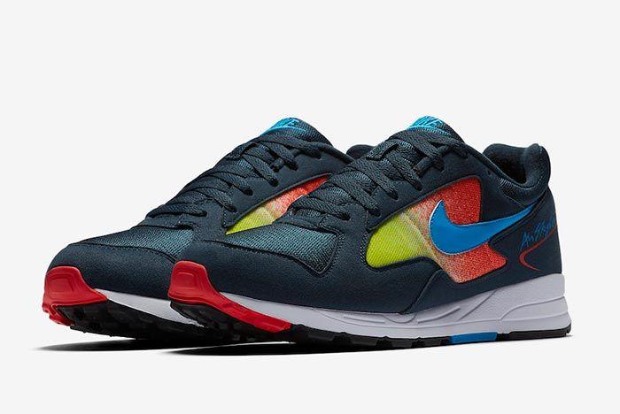 Nike Air Skylon 2 Navy Multicolour Release Date 3