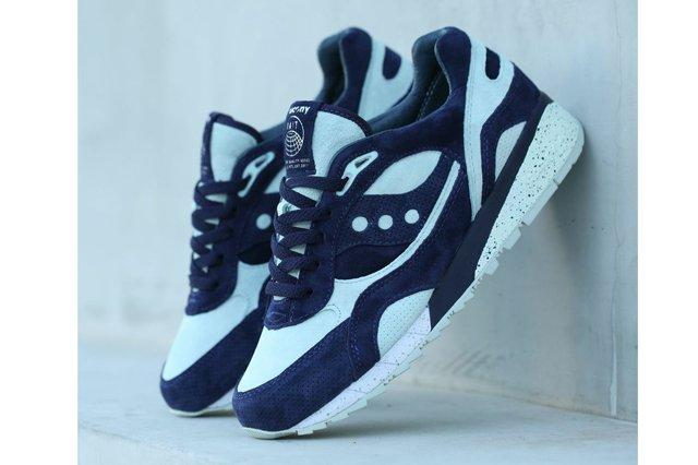 Bait Saucony Cruel World 5 2