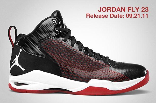 Jordan Fly 23 Red 1 1