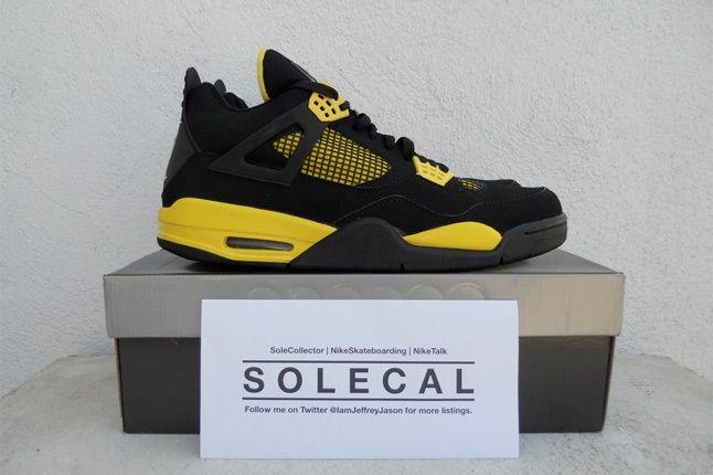 Air Jordan Lightning Pack Black 2